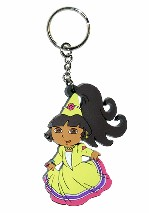 Dora the Explorer Princess Key Chain