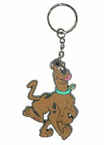 Scooby-Doo Key Chain